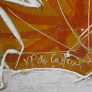 Cayeux Shepherd signature