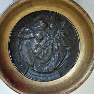 Gloria plaque 2