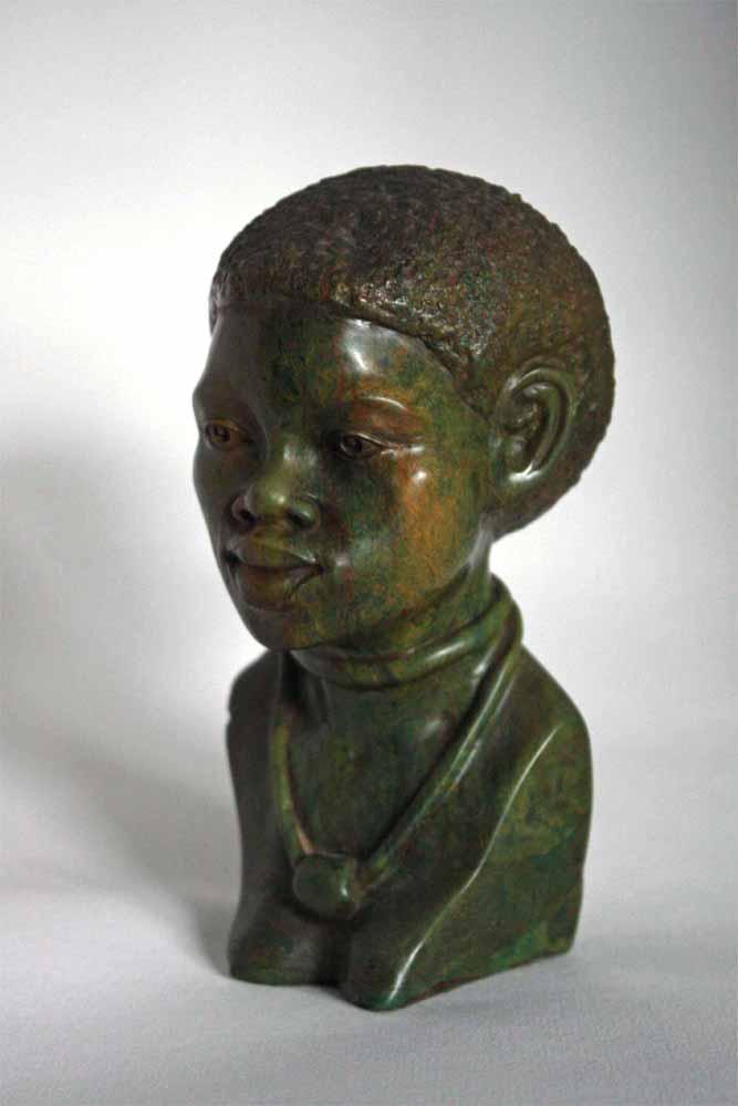 Shona verdite sculpture zimbabwe lameck ngoni lloyd ellis