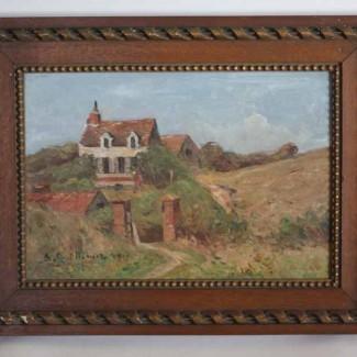 Guillemet-in-frame