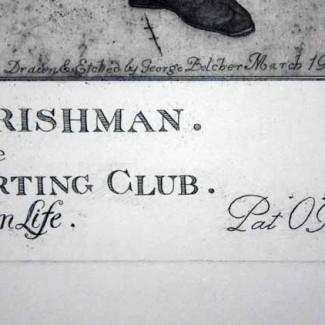 Belcher-Irishman-b+w-detail