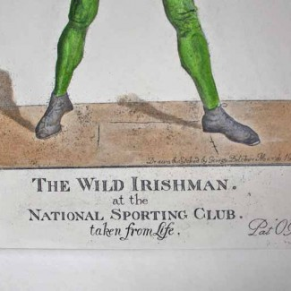 Belcher-Irishman-detail