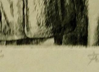Doppelbildnis inscription