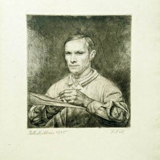 Self Portrait 1935 crop