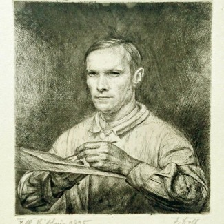 Self Portrait 1935 image