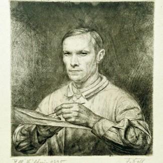 Self Portrait 1935 image