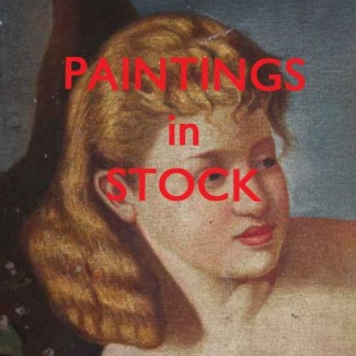 Paintings in Stock